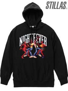 "Stillas ""NIGHT FEVER"" P/O Hoody"