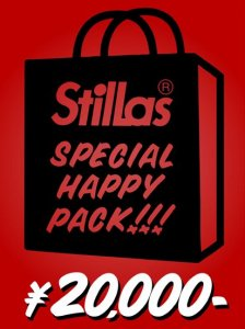 Stillas  Special HAPPY PACK 20000