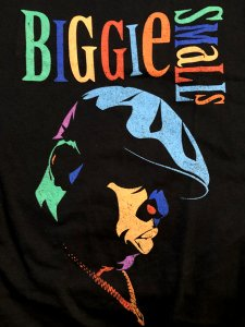 "The Notorious B.I.G. ""Multi Color Biggie"" Official T-Shirt"