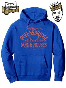 """Queens Bridge North Houses"" P/O Hoodie"