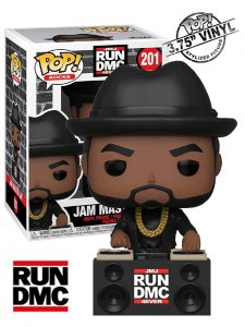 Funko POP ROCK! RUN DMC