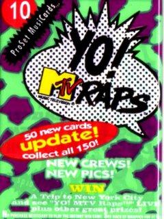 YO! MTV RAPS TRADING CARD Series 2