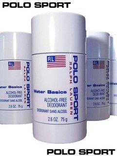 Water Basics Deodolant