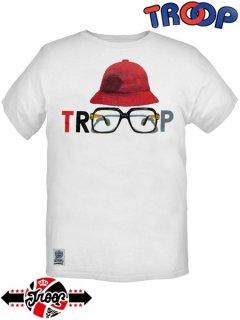"""Troop """"Back 2 OlSkool"""" Tee"""