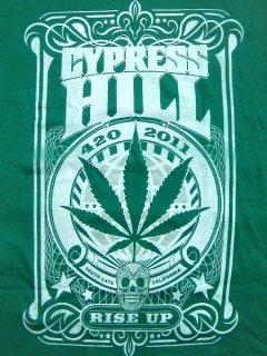 "Cypress Hill ""420"" Tee"
