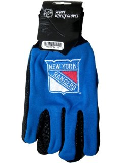"TWOTONEGLOVES ""NEW YORK RANGERS"" TWO TONE GLOVES"