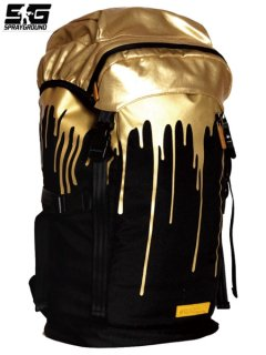 THE GOLD DRIPS TOP LOADER