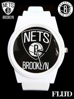 Brooklyn Nets Pantone Flud Watch