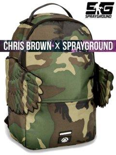 [Limited Item] BLACK PYRAMID Woodland Camo Backpack