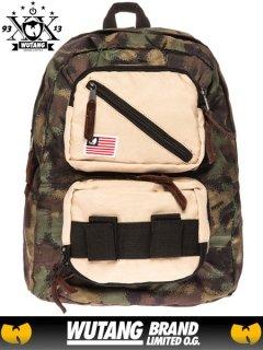 WUTANG LTD Spray Camo Packable Backapck