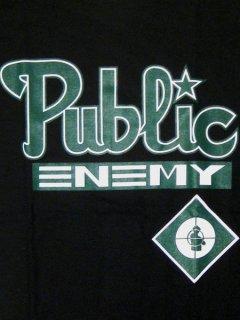 """Public Enemy """"Classic Star Logo"""" Tee"""