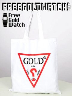 GUESS? Cotton Eco Bag