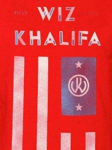 """WIZ KHALIFA """"FLAG"""" T-SHIRT"""