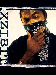 '01 Xzibit / Restless In America Tour Tee