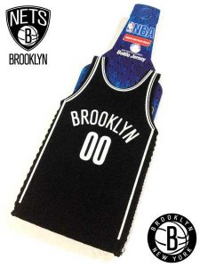 BROOKLYN NETS BOTTLE JERSEY