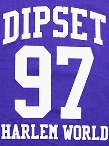 """DIPSET USA """"97 HARLEM WORLD CAM'RON"""" T-Shirt"""