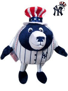 New York Yankees Orbiez Plush