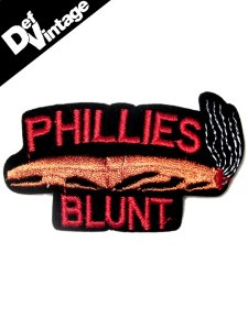Phillies Blunt Patch