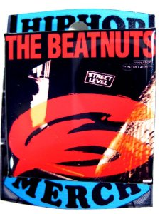 "Beatnuts ""Street Level"" Can Badge"