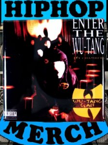 "Wu-Tang Clan ""Enter The Wu"" Can Badge"