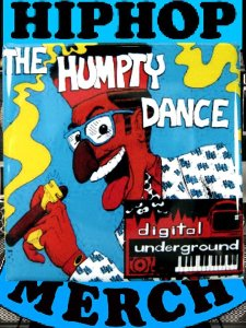 "Digital Underground ""Humpty Dance"" Can Badge"