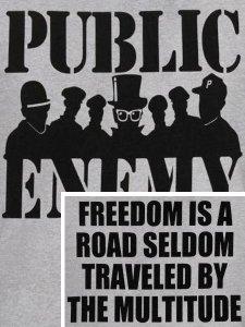 Public Enemy - Hold Us Back T-Shirt