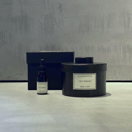 MAD et LEN Pot Pourri d'Apothicaire VEGETAL AMBER LILI NEROLI(マドエレン ポプリ ベジタルアンバー リリネロリ )