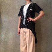 Trompe-l'oeil Tailcoat T-shirt (だまし絵 / トロンプルイユ 燕尾服 Tシャツ)