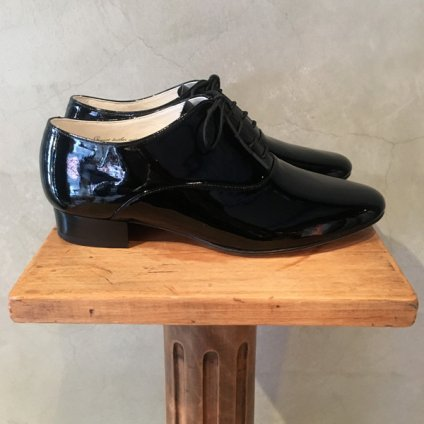 <img class='new_mark_img1' src='https://img.shop-pro.jp/img/new/icons20.gif' style='border:none;display:inline;margin:0px;padding:0px;width:auto;' />【30%OFF】BEAUTIFUL SHOES Frenchoxford Shoes(ビューティフルシューズ フレンチオックスフォードシューズ)Black Enamel