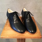 <img class='new_mark_img1' src='https://img.shop-pro.jp/img/new/icons20.gif' style='border:none;display:inline;margin:0px;padding:0px;width:auto;' />BEAUTIFUL SHOES Frenchoxford Shoes(ビューティフルシューズ フレンチオックスフォードシューズ) Black