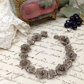 Victorian Silver Flower Bracelet (ヴィクトリアン シルバー フラワー ブレスレット)