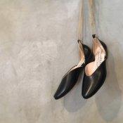 【20%OFF】SONOMITSU Lace Up Shoes(ソノミツ レースアップシューズ) Black