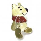 Paula Leekity Ring Winnie the Pooh(ポーラ リーキティ リング 12号 くまのプーさん)