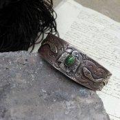 Thunderbird Snake Ingot Silver Bracelet(サンダーバード スネーク インゴットシルバーバングル)