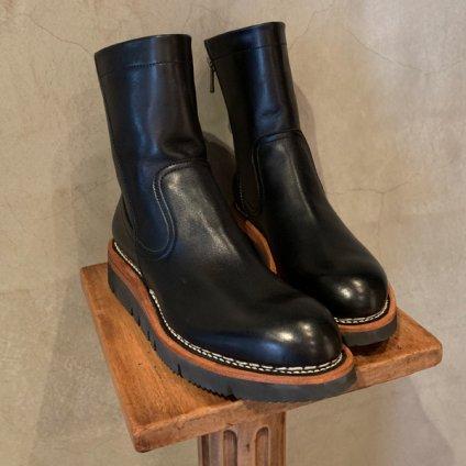 SONOMITSU Leather Boots(ソノミツ レザーブーツ) Black
