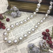 1950's Louis Rousselet Pearl Necklace(1950年代 ルイ ロスレー パールネックレス)