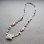 1930's Czech Republic Necklace(1930年代 チェコ ネックレス)