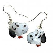 Paula Leekity Earrings Snoopy(ポーラ リーキティ ピアス スヌーピー)