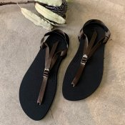 BEAUTIFUL SHOES Barefoot Sandals(ビューティフルシューズ ベアフットサンダル)Khaki