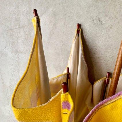 DiCesare Designs (ディチェザレデザイン) 日傘 COOL WOOL Yellow