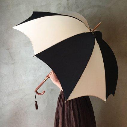 DiCesare Designs (ディチェザレデザイン) 雨傘 Rhythm 2TONE Indigo
