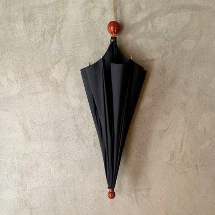 DiCesare Designs (ディチェザレデザイン) 雨傘 ZUCCA Black