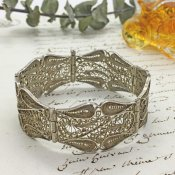 Silver Filigree Bracelet ( シルバーフィリグリーブレスレット)