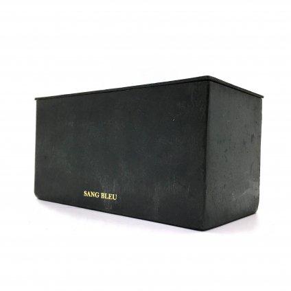 MAD et LEN Black Block Pot Pourri VEGETAL AMBER SANG BLUE(マドエレン ブラック ブロック ポプリ 琥珀 サンブルー)