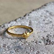 momocreatura Mini Star Ring Gold(モモクリアチュラ ミニ スターリング ゴールド)