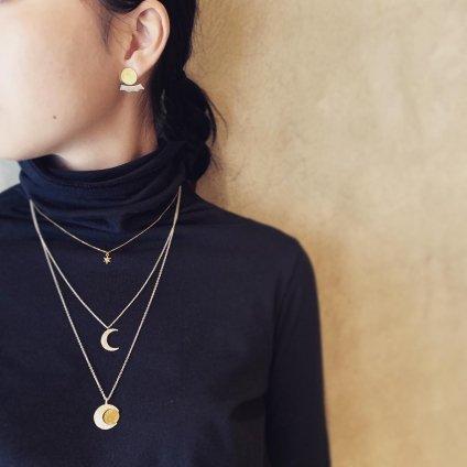 momocreatura Mini Star Necklace Gold(モモクリアチュラ ミニ スターネックレス ゴールド)