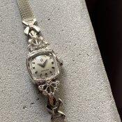 OMEGA (オメガ) 14KWG金無垢 ダイヤモンド