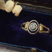 1910〜1920's  Art Deco Diamond Antique Ring (1910〜1920年代 アールデコ ダイヤモンド アンティークリング)