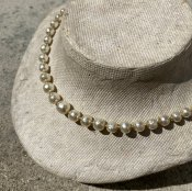 MIRIAM HASKELL Baroque Pearl Necklace(ミリアムハスケル バロックパールネックレス)