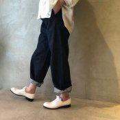 ikkuna/suzuki takayuki painter pants(イクナ/スズキタカユキ  ペインターパンツ)One Washed
